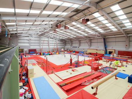 Waveney Gymnastics Club, Lowestoft, Suffolk