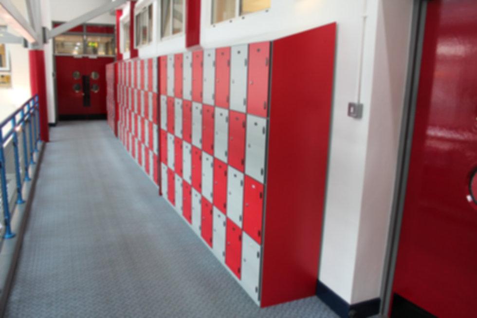 School locker manufacturer