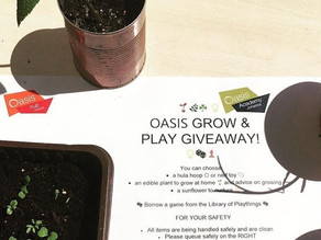 Grow & Play Giveaway!