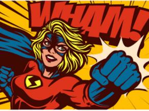 All Age Writing - Superheroes!
