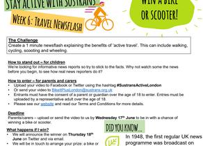 Eco Schools Travel News Flash!