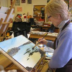 Lorraine Gahagan Workshop