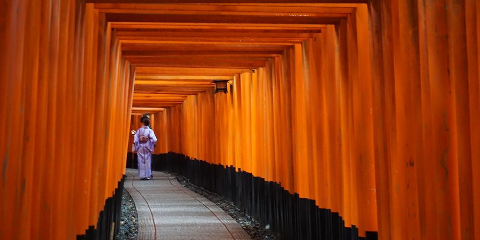 Reiki Masters in Japan
