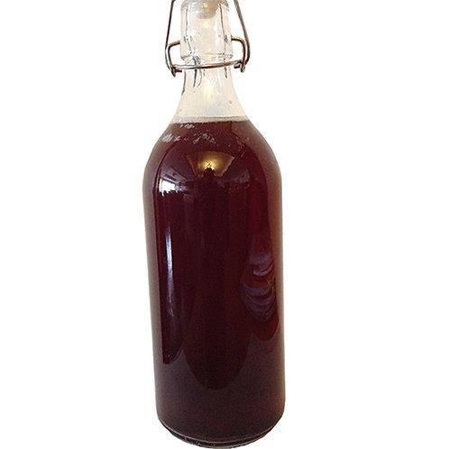 Mixed Berries Water Kefir - 1L Bottle