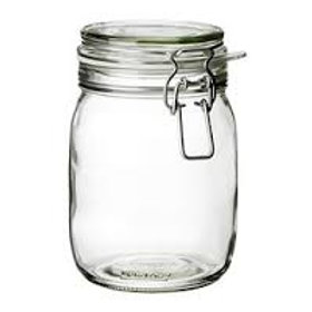 1L Clamp Down Jar