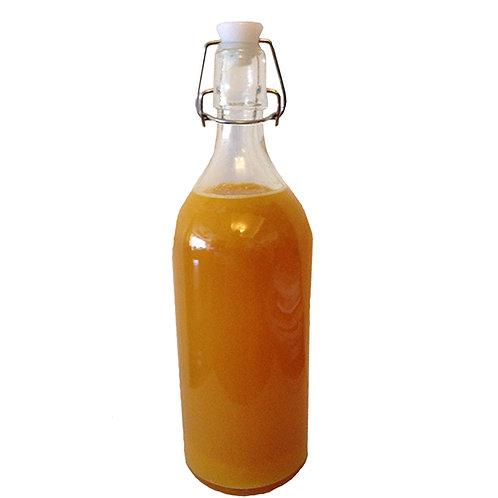 Pineapple Water Kefir - 1L Bottle