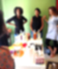 Milk Kefir Workshop Attendees