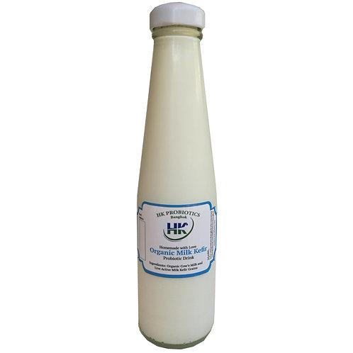 Organic Milk Kefir- 250 ml Bottle