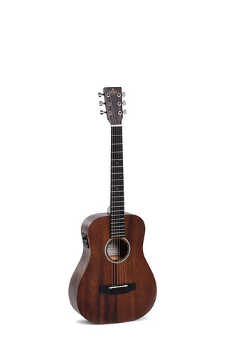 SIGMA Guitarra Folk E/A Travel TM-15+ Fishman Isys+ C/Funda