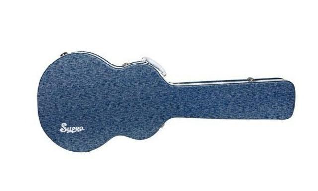 SUPRO Case Guitarra C15S P/Americana Series