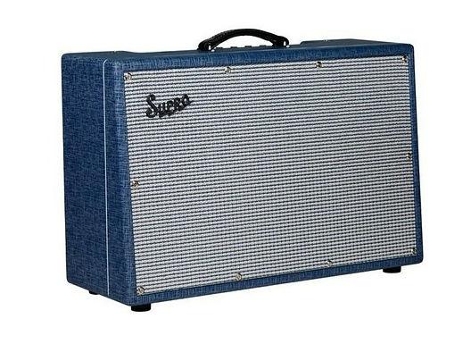 SUPRO Amplificador Guitarra Combo 1685RT Neptune Reverb 25 Watt 2x12 Tubo