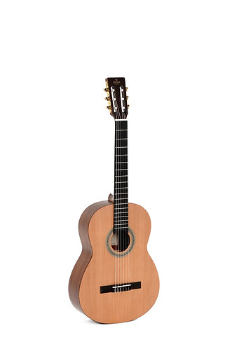 SIGMA Guitarra Clásica CM-ST+