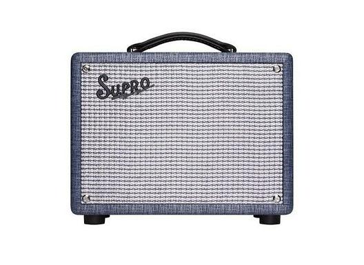 SUPRO Amplificador Guitarra Combo 1606 Super 5 Watt 1x8 Tubo