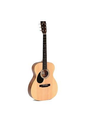 SIGMA Guitarra Acústica OMM-STL Zurdo
