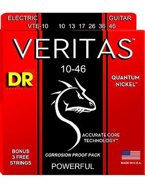 DR Guitarra Eléctrica 6 Cuerdas VERITAS 10-46