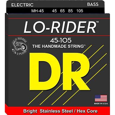 DR Bajo Eléctrico 4 Cuerdas LO-RIDER 45-105