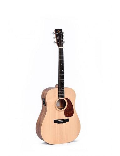 SIGMA Guitarra Electroacústica Dreadnought 7 Cuerdas DM7E