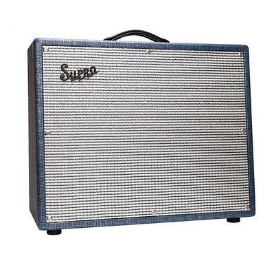 SUPRO Amplificador Guitarra Combo S6420+ Thunderbolt Plus 35/45/60 Watt 1x15 Tub