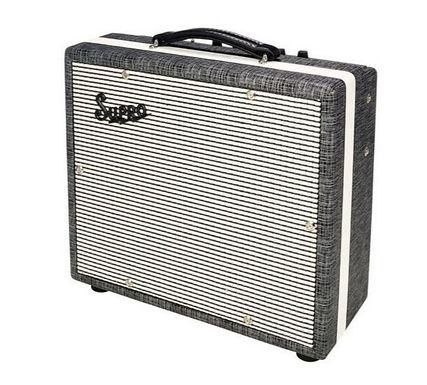 SUPRO Amplificador Guitarra Combo 1610RT Comet 6/14 Watt 1x10 Tubo