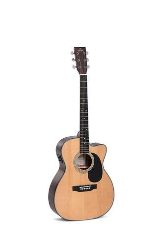 SIGMA Guitarra Folk E/A Thin 000MC-1STE+ Fishman Isys+