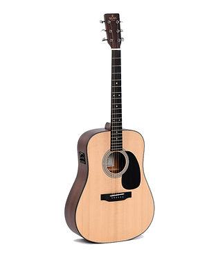 SIGMA Guitarra Electroacústica Dreadnought SDM-STE+ Fishman Presys II