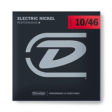 DUNLOP Guitarra Eléctrica 6 Cuerdas PERFORMANCE+ LIGHT 10-46
