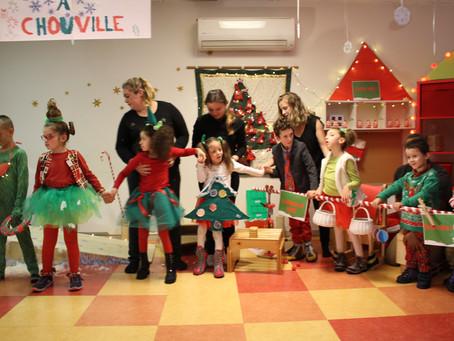 Un extraordinaire spectacle de Noël