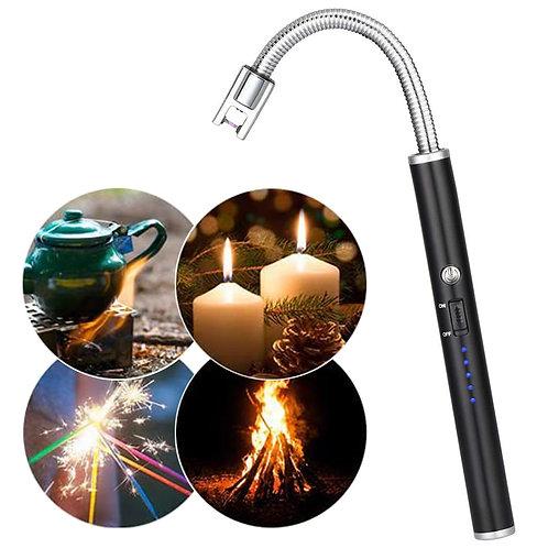 電弧脈衝點火槍 USB充電 蠟燭點火器 打火機