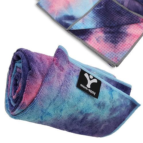 毛巾布親膚瑜珈鋪巾 防滑快乾 瑜珈墊