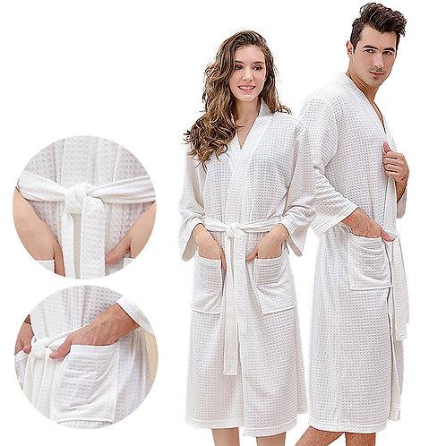 四季薄款吸水快乾浴袍 睡袍 居家服 睡衣 沐浴