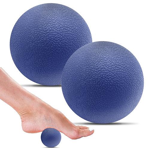TPE筋膜放鬆按摩球 2顆入 花生球 筋膜球