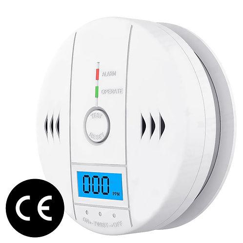 一氧化碳偵測警報器(歐盟CE認證) 瓦斯偵測器 火災警報器