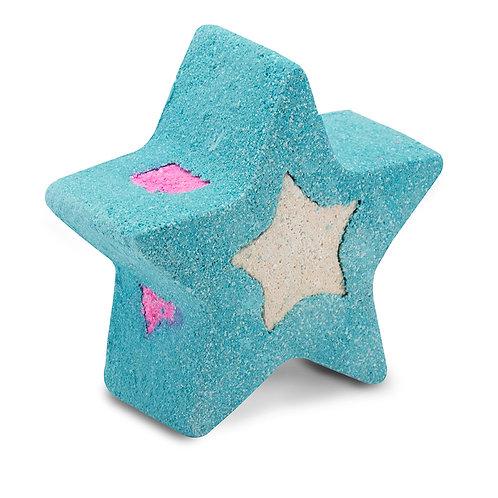 澳洲【SOAP BY ELENA】銀河漾彩沐浴球 藍色 120g