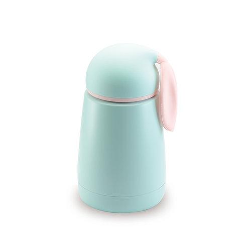 瑞典【GREEGREEN】 時尚兔子保溫杯 300ml(綠色)