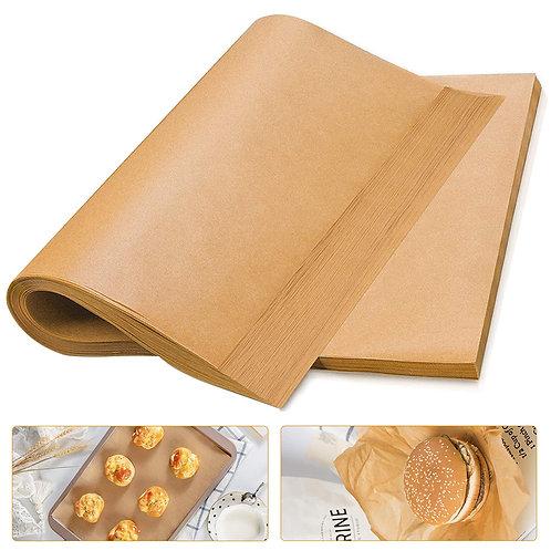 無漂白料理紙 (30*20cm-100張) 烘焙紙 吸油紙