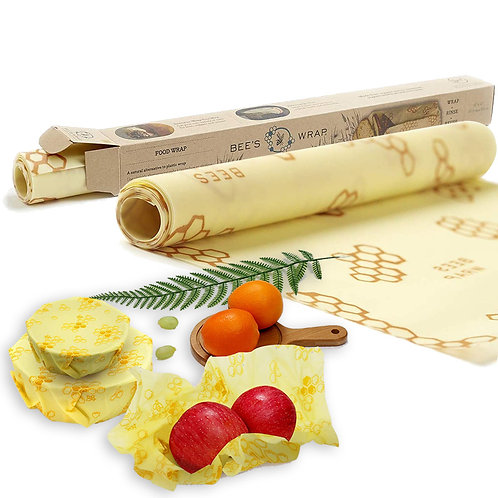 食物蜂蠟保鮮布 33*100cm 蜂蠟布