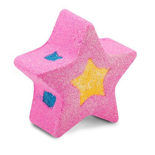 澳洲【SOAP BY ELENA】銀河漾彩沐浴球 粉色 120g