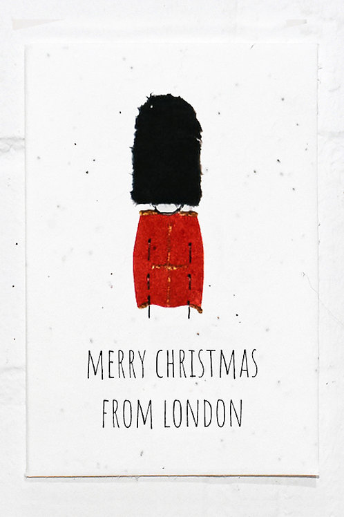 London Christmas Card