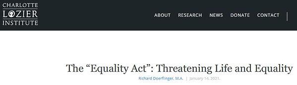 Equality Act - CLI - Doerflinger.jpg
