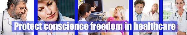 Protect conscience freedom in healthcare