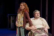 The Language of Infinity, Catholic University of America, Maryland Theater Guide, Rachel Barclay, Playwright