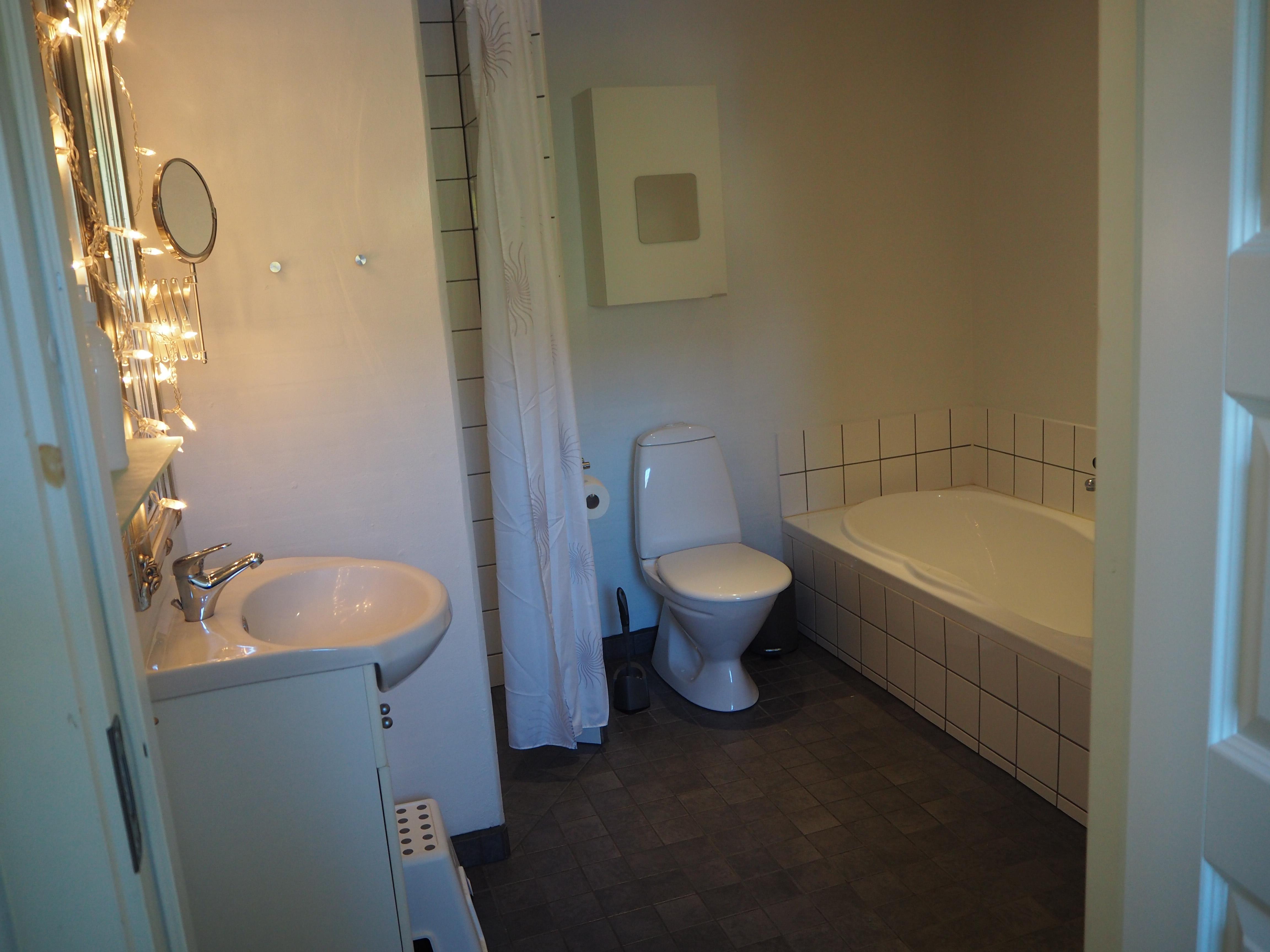 Apt. B, bathroom