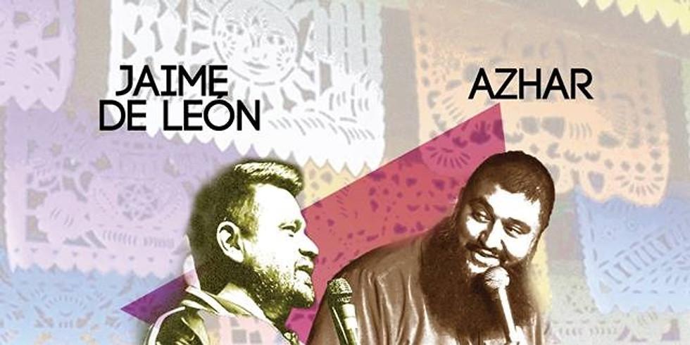Tour: Dos Tipos de Chicago, Stand Up Comedy in Mexico