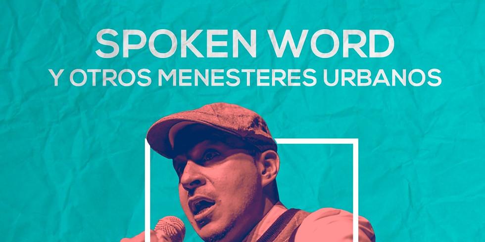 Luis Tubens, Spoken Word in Mexico