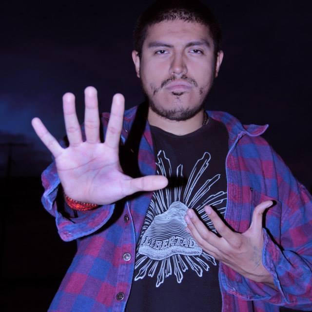 Rojo Córdova in Chicago, Mexican Poetry Slam