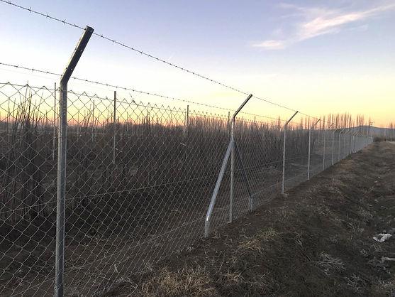 Simgetek A.Ş. çit sistemi