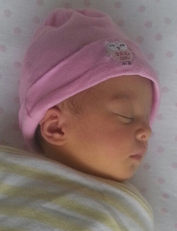 Baby Madelyn Rain