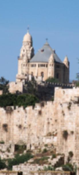 11 Jerusalem - Temple Wall - Last Super & Dormition Church.jpg