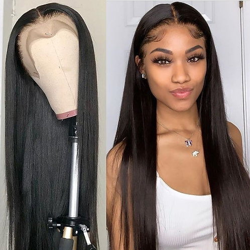 28 inches Brazilian straight full lace wig