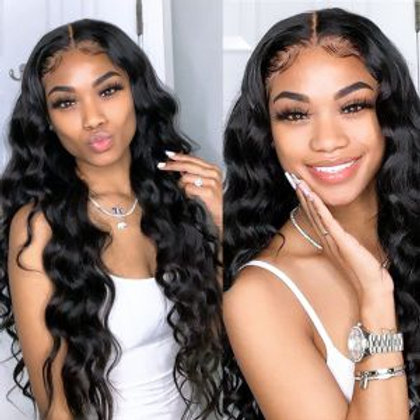 Peruvian Body Wave Human Hair Wigs